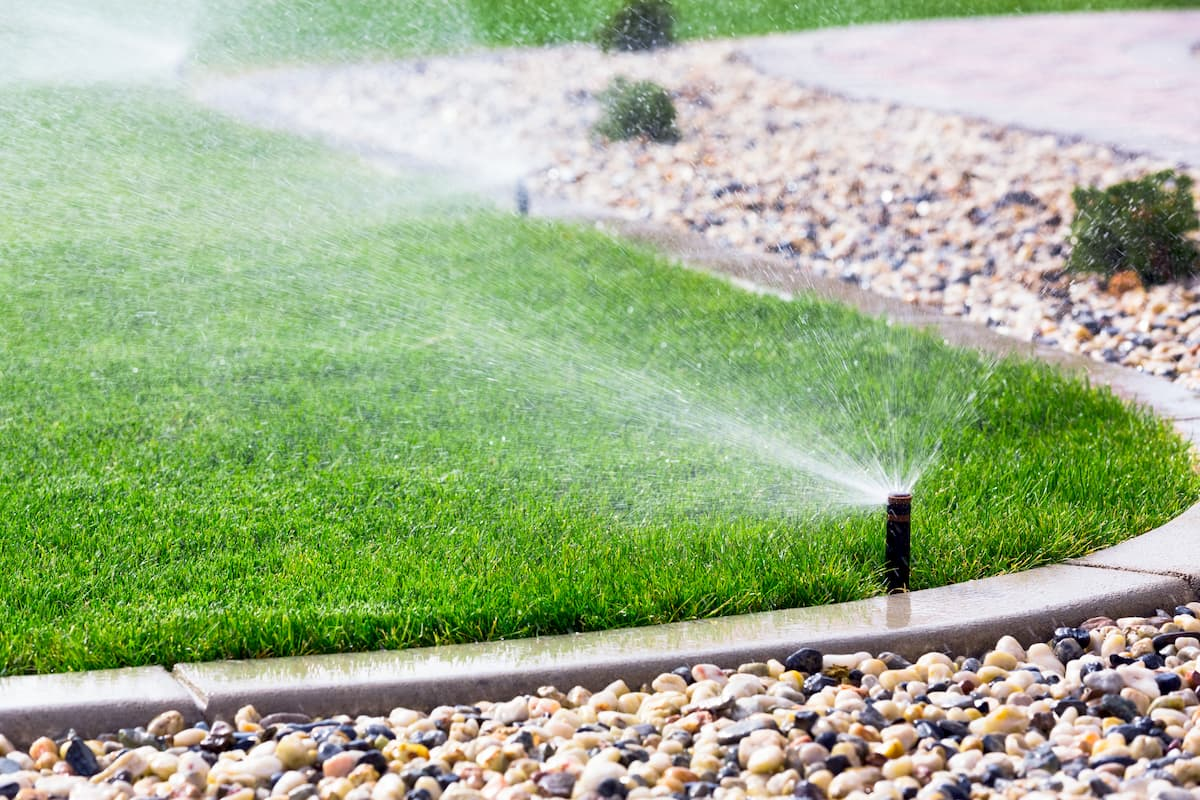 how to install the perfect sprinkler system