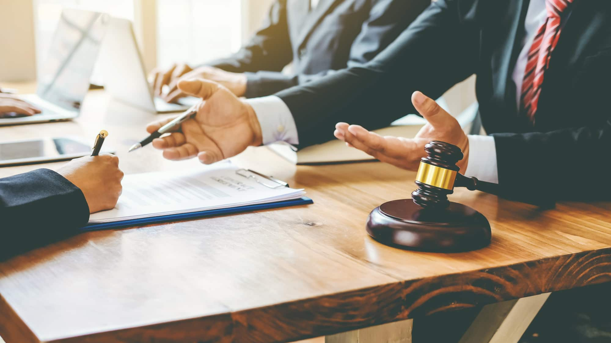 legal considerations for lawn care business meeting