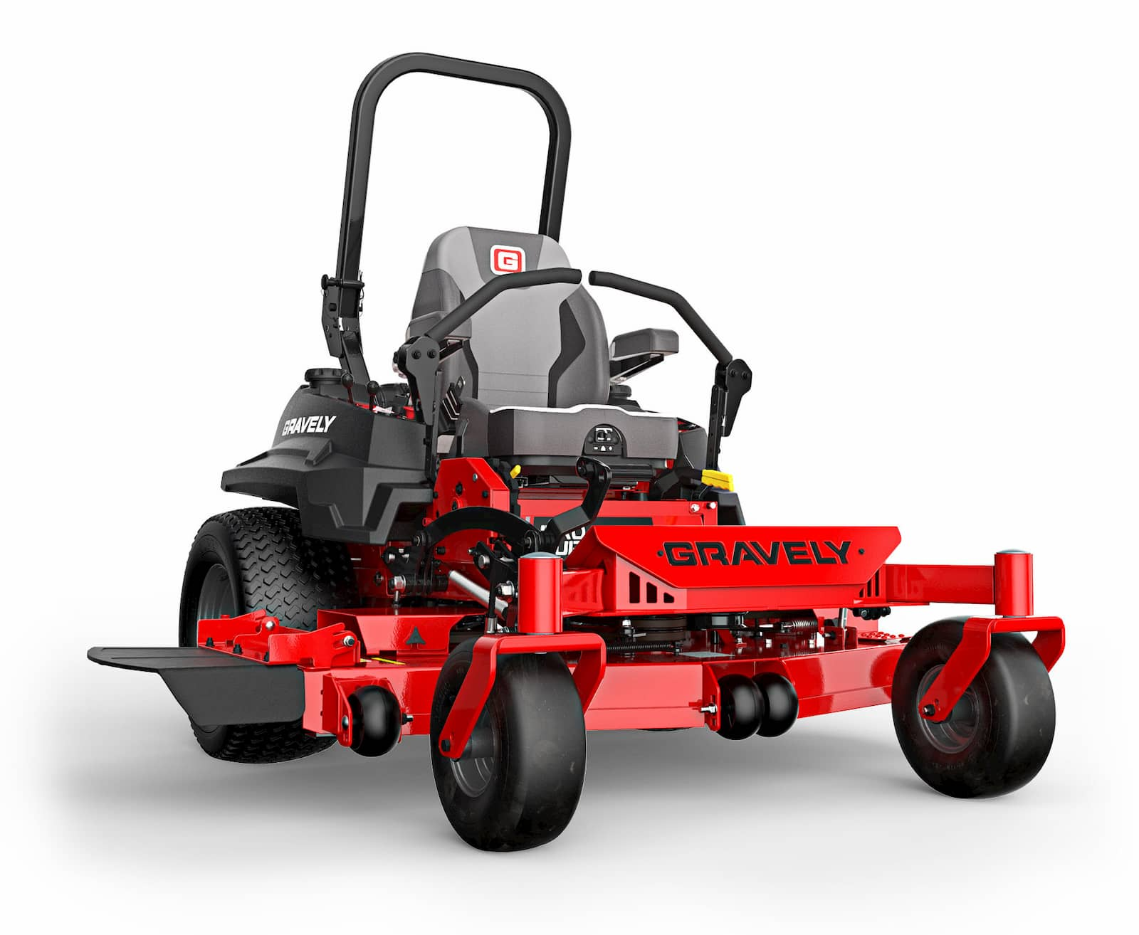 best seated lawn mower gravely brand