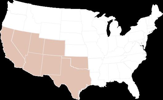 US - Warm-season grass types