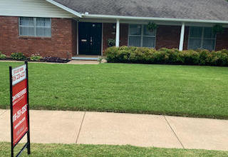 Tulsa Lawn Care Mowing Services Lawn Love Of Tulsa
